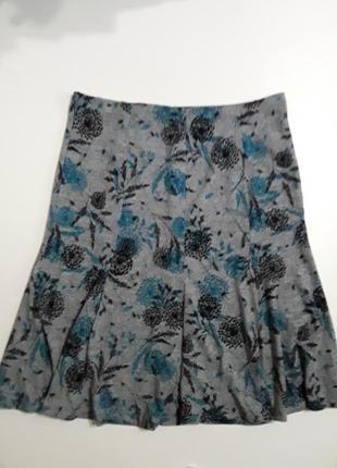 Фирменная очень красивая теплая юбка