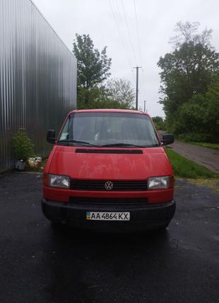 Продам VW T4 1998 года 1,9 ТДИ. Не на ходу