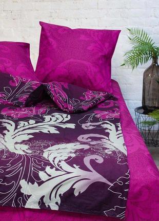 Комплект постельного белья рубин