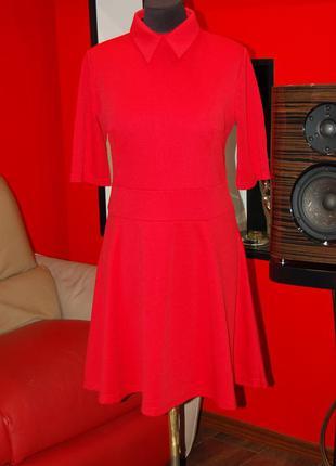 Продам фирменное платье-поло юбка-клёш новое, большой размер