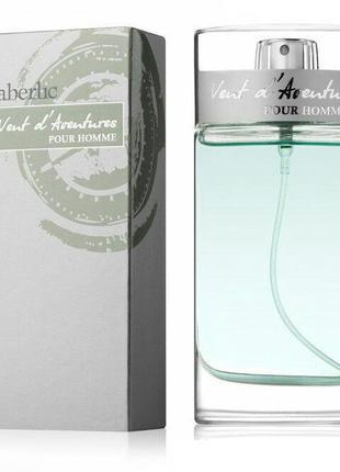 Туалетная вода для мужчин Vent d' Aventures Faberlic