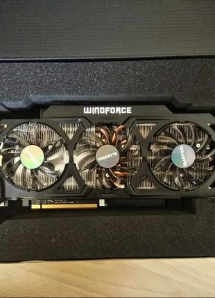Geforce gtx 770 Nvidia Видеокарта Gygabyte Windforce