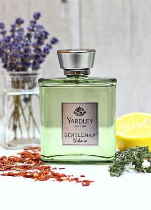 Yardley london подарочный набор для мужчин urban collection