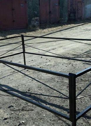Оградки решотки под заказ