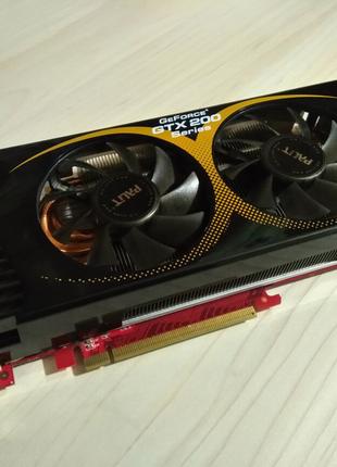 Nvidia geforce gtx 275 Видеокарта