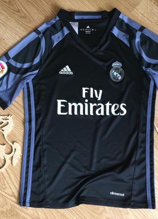Футбольная футболка на мальчика 11/12 лет, adidas, real madrid