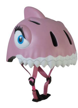 Детский шлем CRAZY SAFETY с задним фонариком безопасности