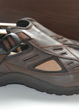 Timberland 43.5р сандалии туфли летние. оригинал. кожаные