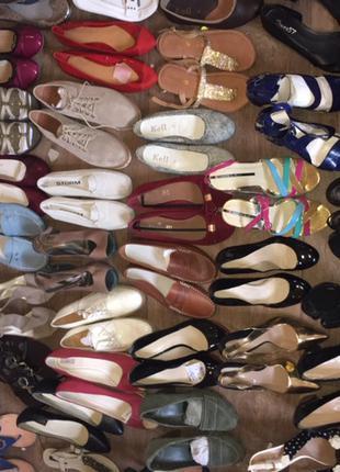 Стоковая обувь опт, от 30 кг, 7$/кг