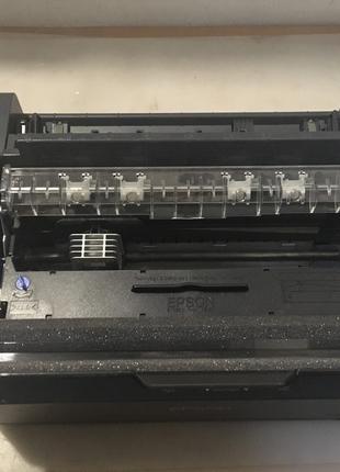 Принтер матричный EPSON LX-350 (USB, COM,LPT) под рулон