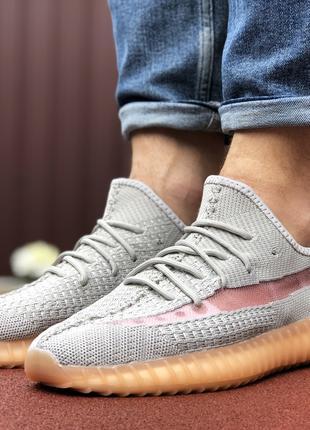 Мужские кроссовки Adidas x Yeezy Boost