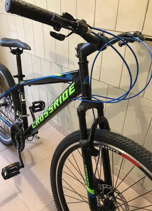 """CROSSRIDE(Ardis) 26 MTB """"FAITH"""" 15 рама горный велосипед"""