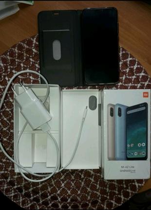 Xiaomi mi a2 lite смартфон телефон