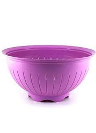 Дуршлаг Очарование в фиолетовом цвете Tupperware