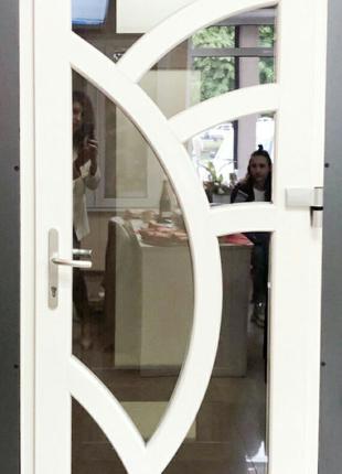 Продам двері, колір білий , розмір 2100*900