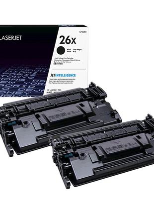Картридж тонер для принтера hp 26x