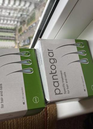 Пантогар, 90 капсул, пр-во Египет 2 упаковки