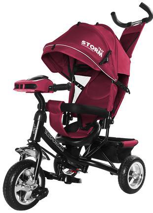 Детский трёхколёсный велосипед Storm, «Tilly» (T-349)