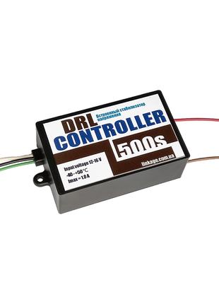 Контроллер для ДХО, стабилизатор 12 В, притухание.