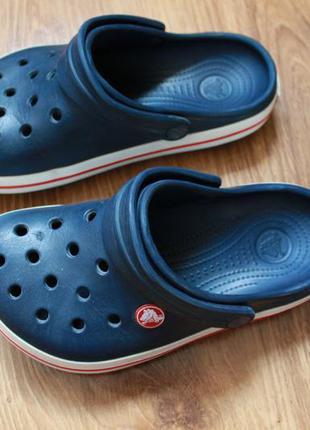Трендовые детские унисекс сабо босоножки сандалии crocs размер...