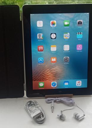 Продам Apple iPad 2 Wi-Fi 16GB,Чистый iCloud,комплектация.