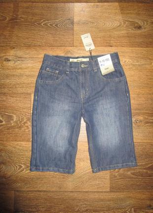 Шорты на мальчика джинс