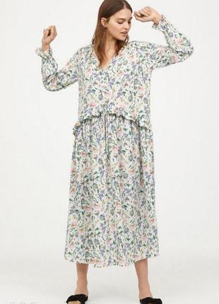 Платье h&m в стиле oversize