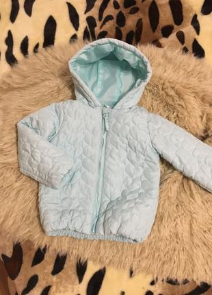 Куртка демисезонная Pepco 2-3года