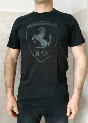 Мужская футболка, мужская футболка puma, мужская футболка пума