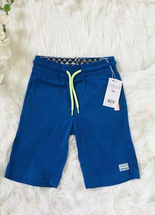 Новые спортивные шорты для мальчика, 5-6 лет, спортивные шорты...