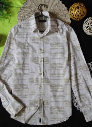 Моднячая рубашка d2jeans