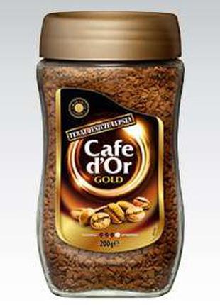 Кофе растворимый Cafe Dor Gold 200 грамм