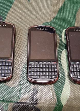 Лот телефонов alcatel one touch 909A