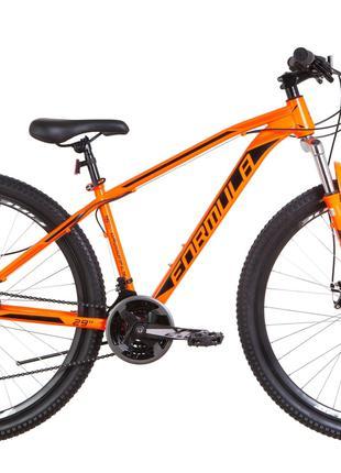 Велосипед 29″ Formula DRAGONFLY AM 14G DD St 2019 (оранжевый)