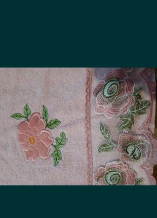 Полотенце банное большое