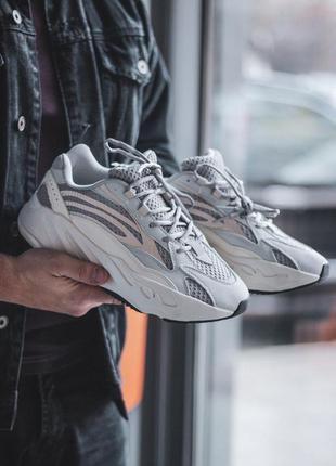 """Тренд женские кроссовки adidas yeezy 700 """"static"""""""