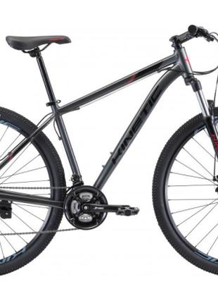 "Велосипед KINETIC 29"" STORM 18"" (серый) 20-211 2020"