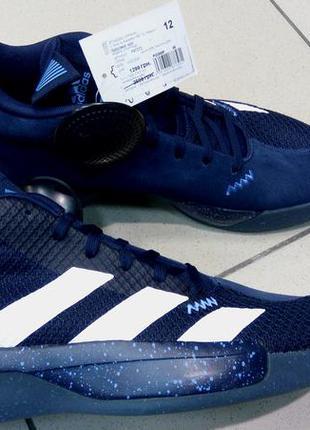 ОРИГИНАЛ СТОК Adidas кроссовки для баскетбола баскетбольные р. 46