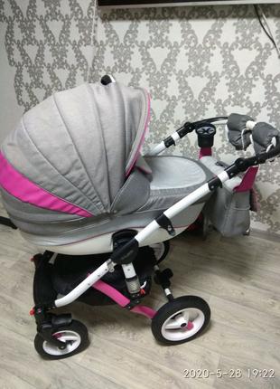 Детская коляска ADAMEX BARLETA 2в1
