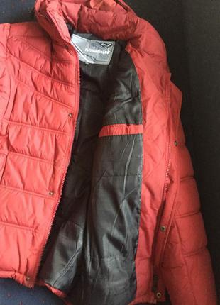 Зимняя куртка на холофайбере от feitianshenhu