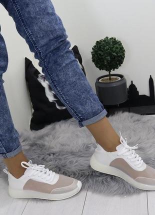 Новые шикарные женские летние кроссовки