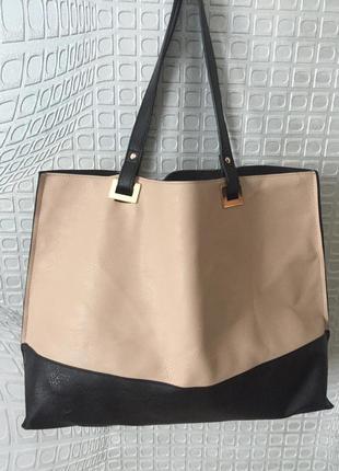 Стильная сумка шоппер от atmosphere