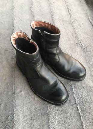 Мужские кожаные ботинки Franco Grifone