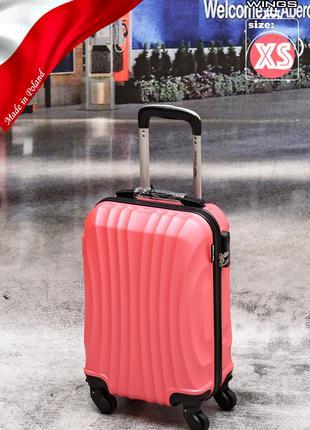 Чемоданы Wings 159 Poland ROSE RED