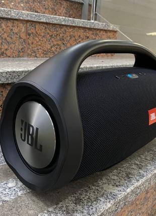 Портативная колонка JBL Boombox Black