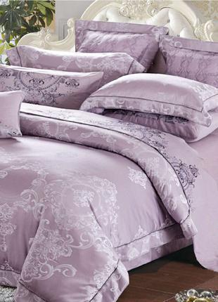 Элитное постельное белье Viluta Сатин жаккард
