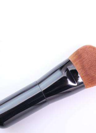 Профессиональная кисть для основы, макияжа пудры и румян