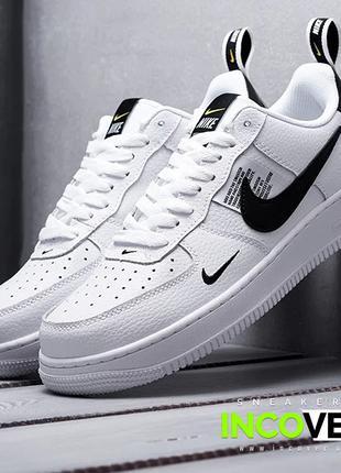Мужские кроссовки Nike Air Force 1 LV8 белые