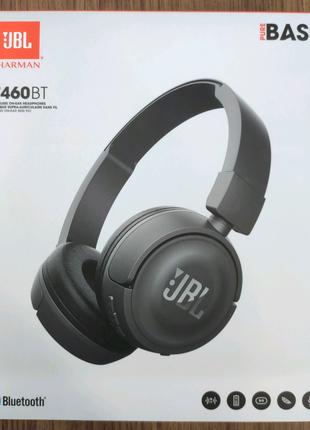 Наушники JBL T460 Bluetooth