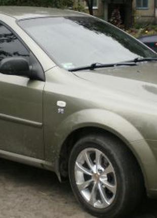Бампер задний на Chevrolet Lacetti Шевроле Лачетти Лачет Разборка